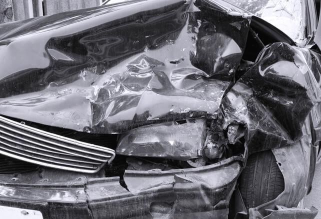 車が全損した方イメージ